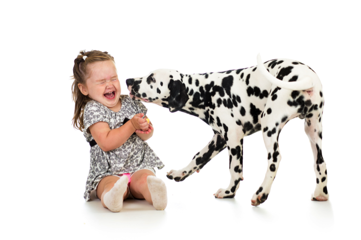 Dental care keeps your dog's breath fresh and kissable.